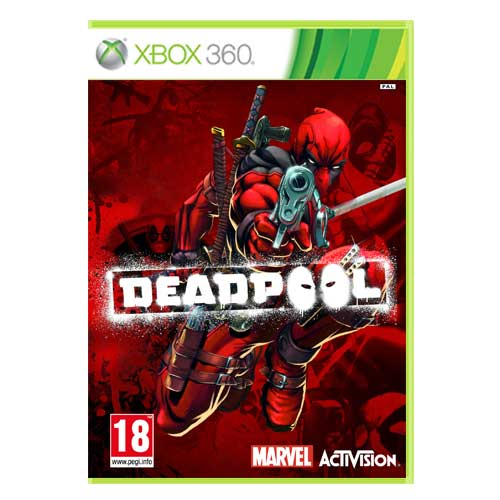 خرید بازی Deadpool ایکس باکس 360