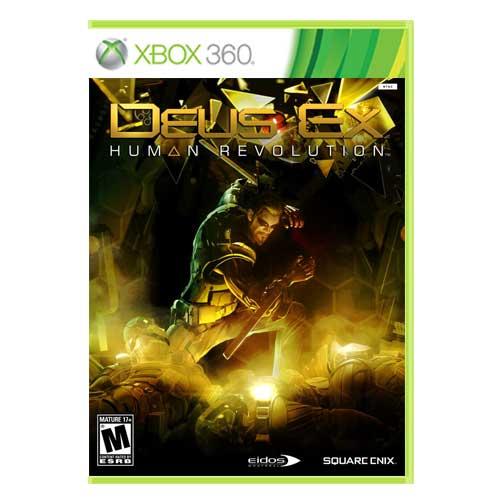 خرید بازی Deus Ex Human Revolution ایکس باکس 360