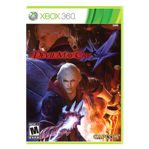 خرید بازی Devil May Cry HD Collection ایکس باکس 360