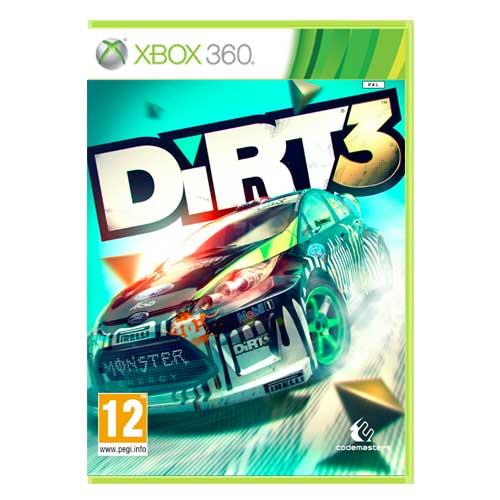 خرید بازی Dirt 3 ایکس باکس 360