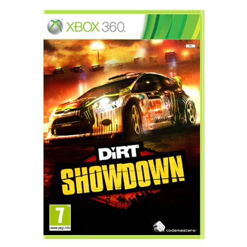 خرید بازی Dirt Showdown ایکس باکس 360