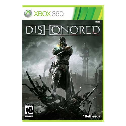 خرید بازی Dishonored ایکس باکس 360
