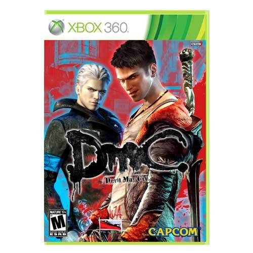 خرید بازی DmC : Devil May Cry ایکس باکس 360