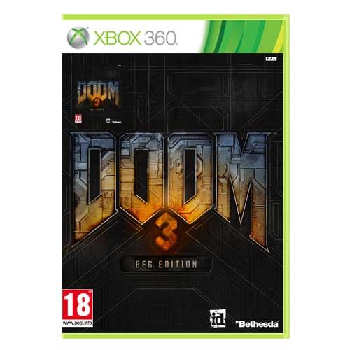 خرید بازی Doom 3 ایکس باکس 360