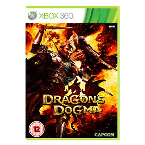 خرید بازی Dragon's Dogma ایکس باکس 360