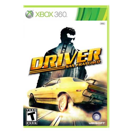 خرید بازی Driver : San Francisco ایکس باکس 360