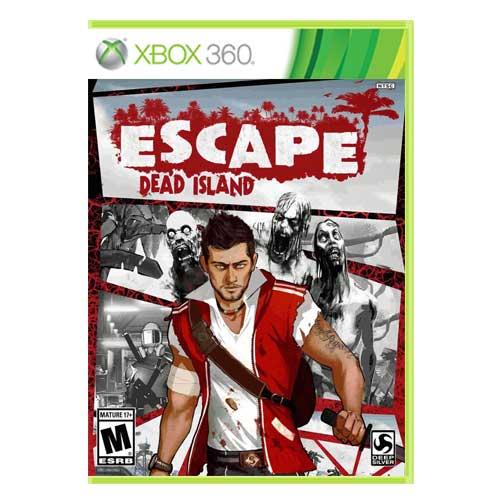 خرید بازی Escape Dead Island ایکس باکس 360
