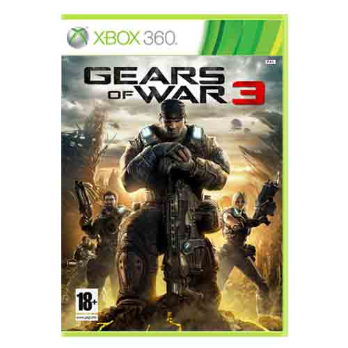 خرید بازی Gears Of War 3 ایکس باکس 360