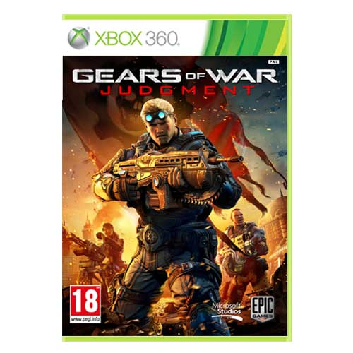 خرید بازی Gears of War : Judgment ایکس باکس 360