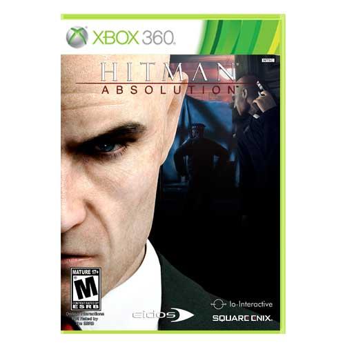 خرید بازی Hitman : Absolution ایکس باکس 360