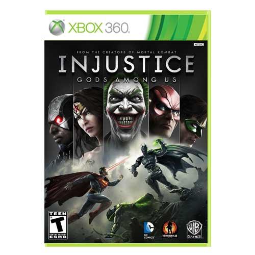 خرید بازی Injustice Gods Among Us ایکس باکس 360