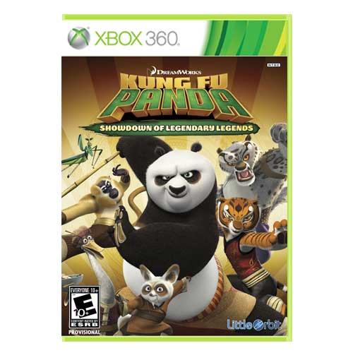 خرید بازی Kung Fu Panda ایکس باکس 360