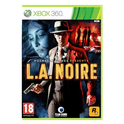 خرید بازی L.A. Noire : The Complete Edition ایکس باکس 360