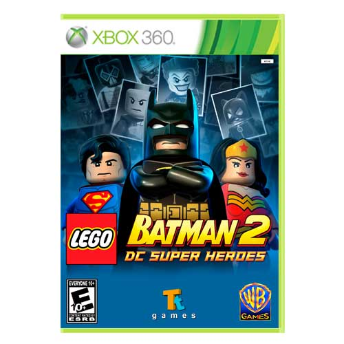 خرید بازی LEGO Batman 2 : DC Super Heroes ایکس باکس 360