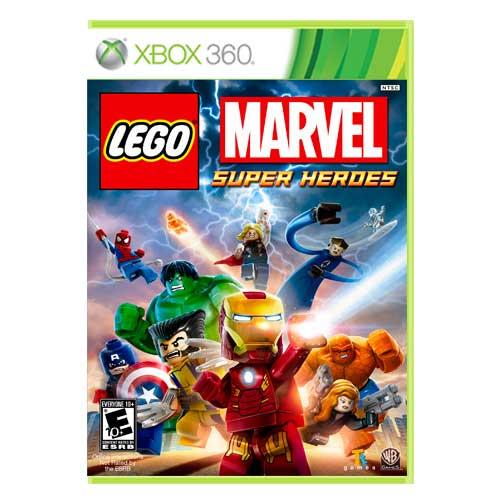 خرید بازی LEGO Marvel Super Heroes ایکس باکس 360