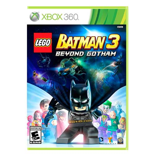 خرید بازی Lego Batman 3 Beyond Gotham ایکس باکس 360
