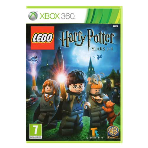 خرید بازی Lego Harry Potter Years 1-4 ایکس باکس 360