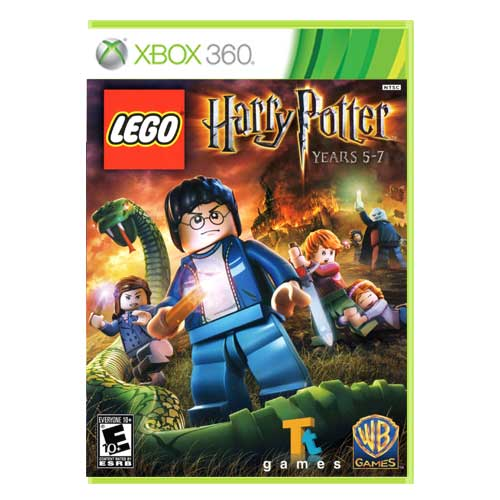 خرید بازی Lego Harry Potter Years 5-7 ایکس باکس 360