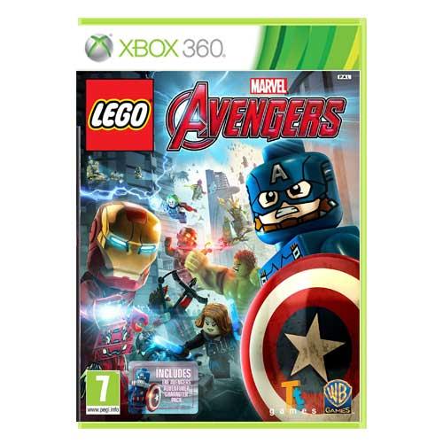 خرید بازی Lego Marvels Avengers ایکس باکس 360