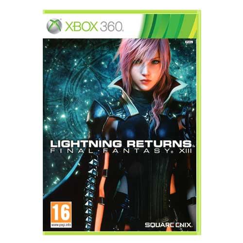 خرید بازی Lightning Returns Final Fantasy XIII ایکس باکس 360