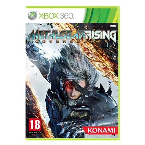 خرید بازی Metal Gear Rising Revengeance ایکس باکس 360