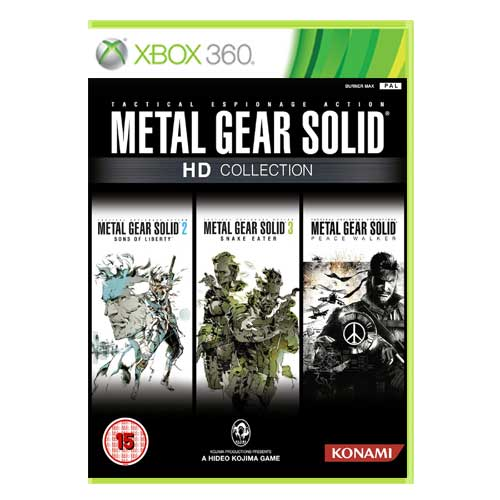 خرید بازی Metal Gear Solid HD Collection ایکس باکس 360