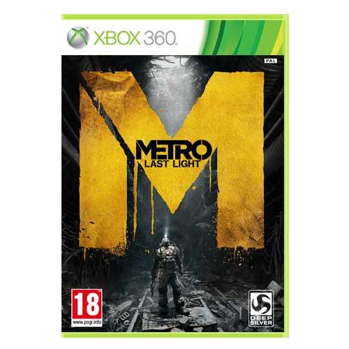 خرید بازی Metro Last Light ایکس باکس 360