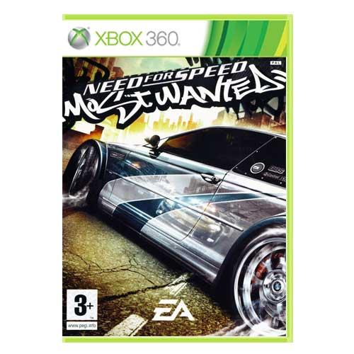 خرید بازی Need For Speed Most Wanted 2005 ایکس باکس 360
