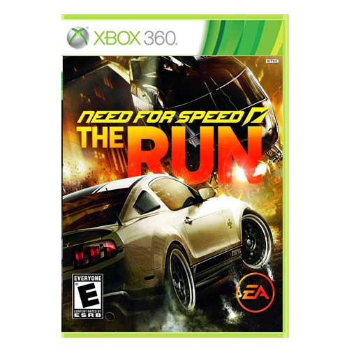 خرید بازی Need For Speed The Run ایکس باکس 360