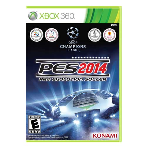 خرید بازی Pro Evolution Soccer 2014 ایکس باکس 360