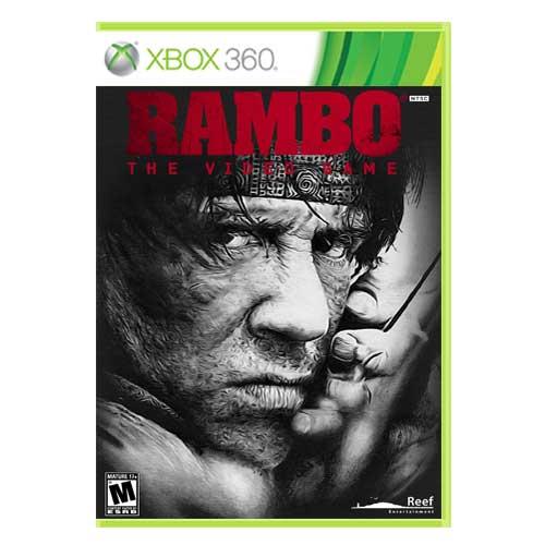 خرید بازی Rambo The Video Game ایکس باکس 360