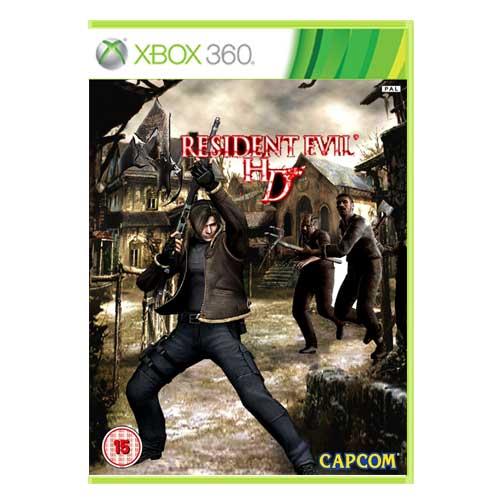 خرید بازی Resident Evil 4 HD ایکس باکس 360