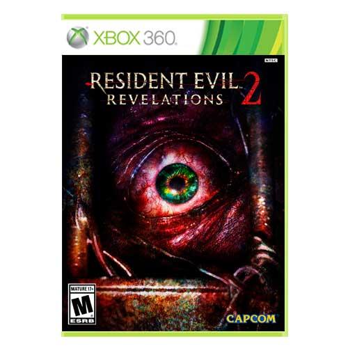 خرید بازی Resident Evil : Revelations 2 ایکس باکس 360