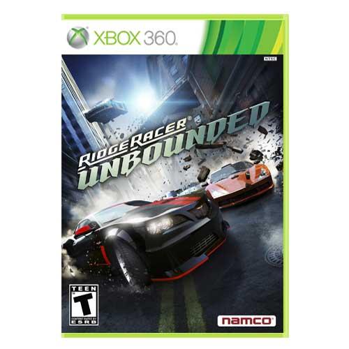 خرید بازی Ridge Racer Unbounded ایکس باکس 360