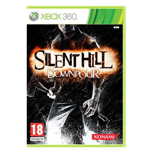 خرید بازی Silent Hill Downpour ایکس باکس 360