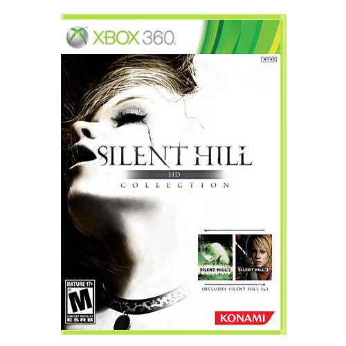 خرید بازی Silent Hill HD Collection ایکس باکس 360