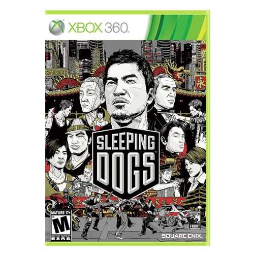 خرید بازی Sleeping Dogs ایکس باکس 360