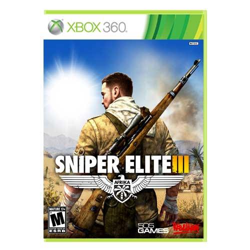 خرید بازی Sniper Elite III ایکس باکس 360
