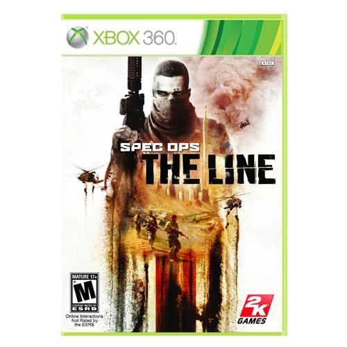خرید بازی Spec Ops : The Line ایکس باکس 360