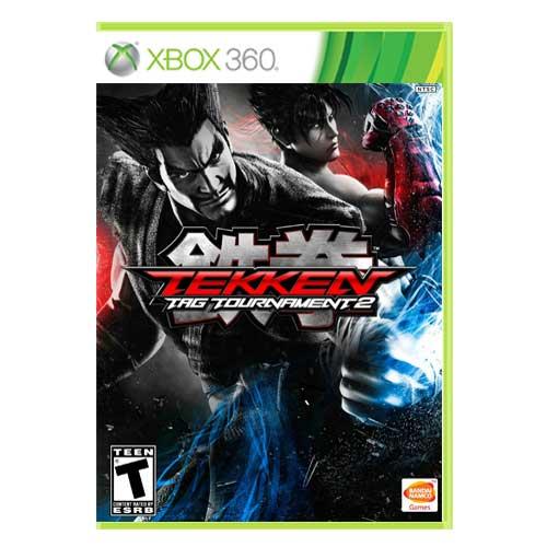 خرید بازی Tekken Tag Tournament 2 ایکس باکس 360