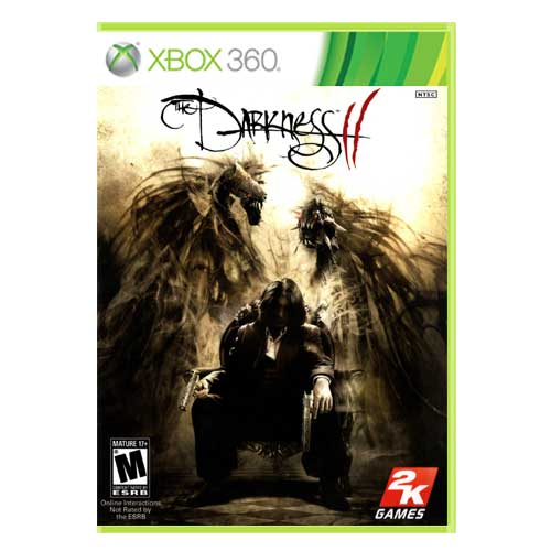 خرید بازی The Darkness II ایکس باکس 360