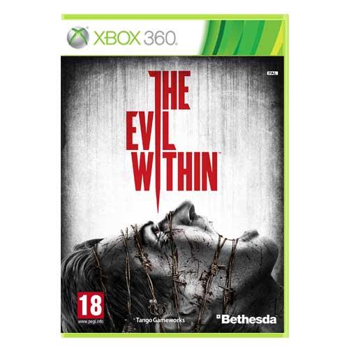خرید بازی The Evil Within ایکس باکس 360