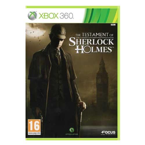 خرید بازی Sherlock Holmes ایکس باکس 360
