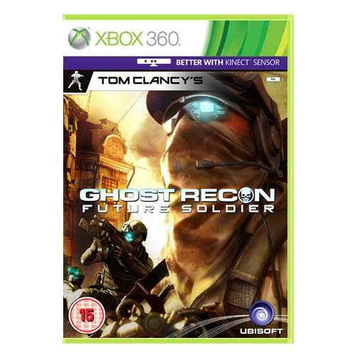 خرید بازی Ghost Recon: Future Soldier ایکس باکس 360