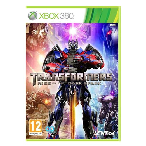 خرید بازی Transformers Rise of The Dark Spark ایکس باکس 360
