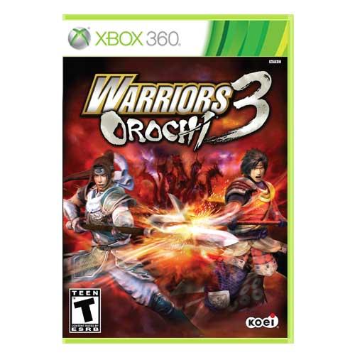 خرید بازی Warriors Orochi 3 ایکس باکس 360