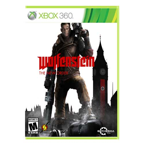 خرید بازی Wolfenstein The New Order ایکس باکس 360