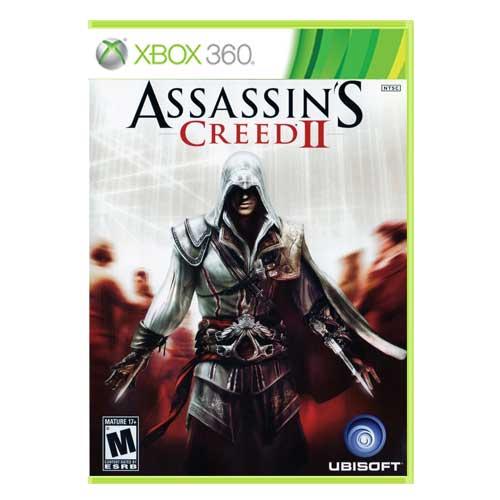 خرید بازی assassins creed II 2 ایکس باکس 360