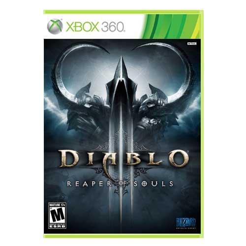 خرید بازی Diablo 3 Reaper Of Souls ایکس باکس 360