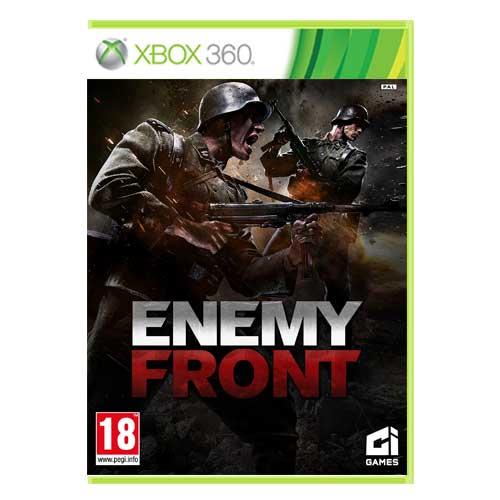 خرید بازی Enemy Front ایکس باکس 360
